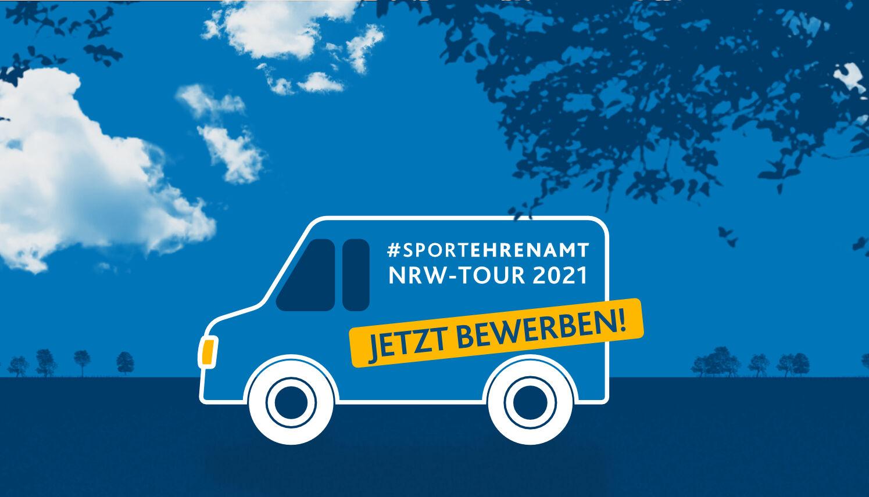 #SPORTEHRENAMT – NRW-TOUR