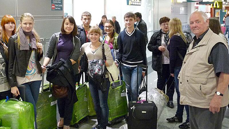 Gundlach: Jugendaustausch Russland